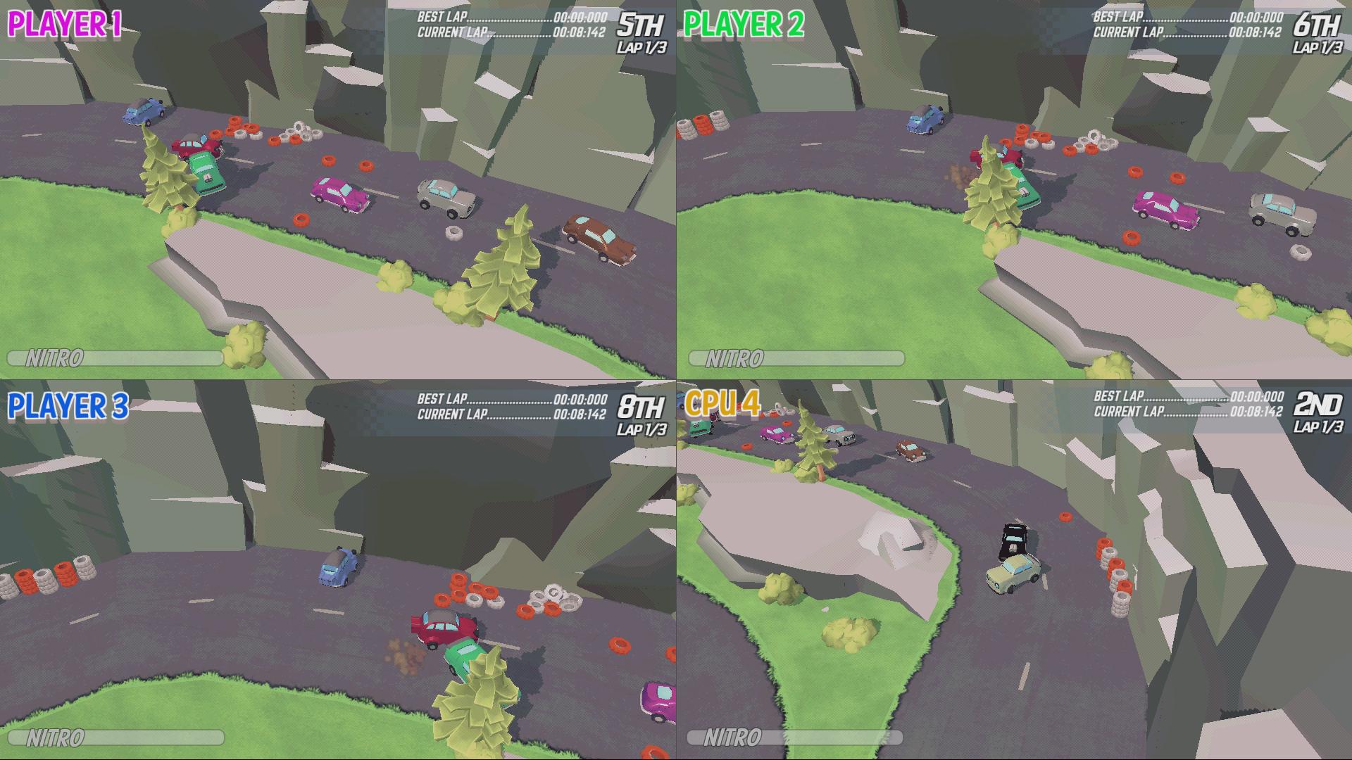 Wheelspin Frenzy - Mental Moose Games